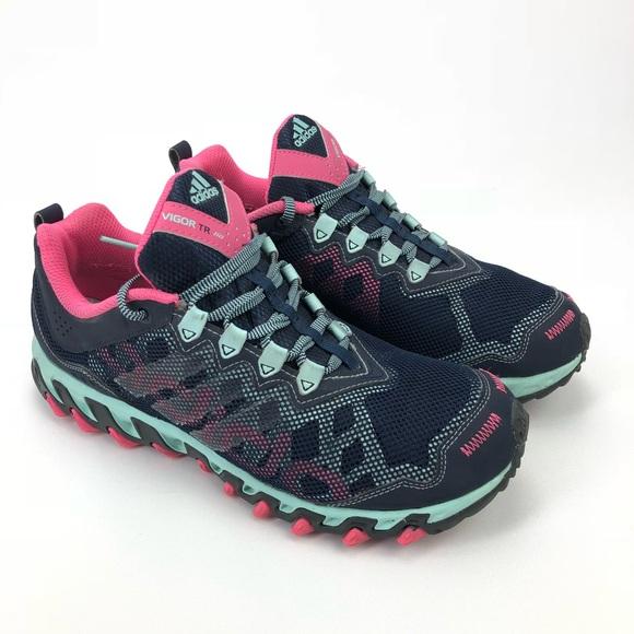 84fbc5b3a76a1 adidas Shoes - Adidas Vigor TR4 Women s size 9 Trail Hiking Shoes